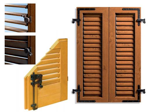 Showroominfissi un azienda che si occupa della - Porte e finestre in legno usate ...