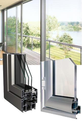 Infissi legno alluminio prezzi mq latest la with infissi for Infissi in pvc prezzi mq