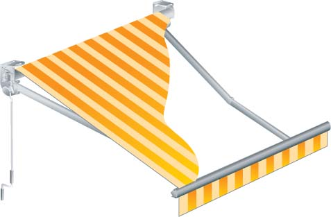 Tende da sole a bracci estensibili prezzi e modelli for Tende da sole per balconi prezzi