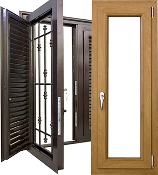 Showroominfissi un azienda che si occupa della produzione fornitura e vendita online porta - Costo finestre blindate ...