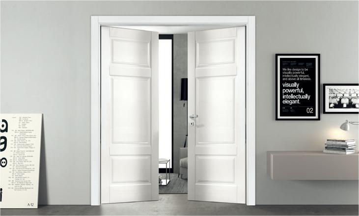 Showroominfissi un azienda che si occupa della produzione fornitura e vendita online porte da - Porte d interni moderne ...