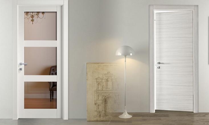 Showroominfissi un azienda che si occupa della - Porte da interno bianche ...